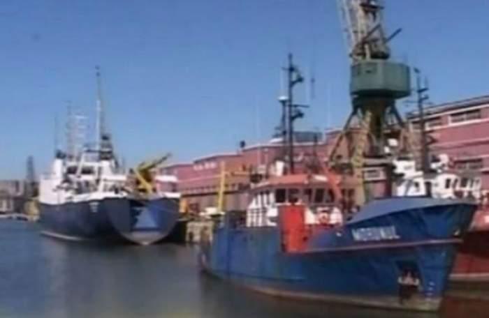 Veşti bune pentru familiile marinarilor români de pe nava sechestrată la Brest!