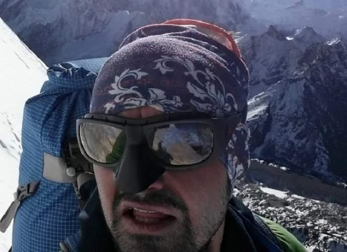 """ULTIMUL MESAJ al lui Alex Găvan, alpinistul român aflat pe Everest: """"În acest moment, îngerii păzitori sunt elicopterele"""""""