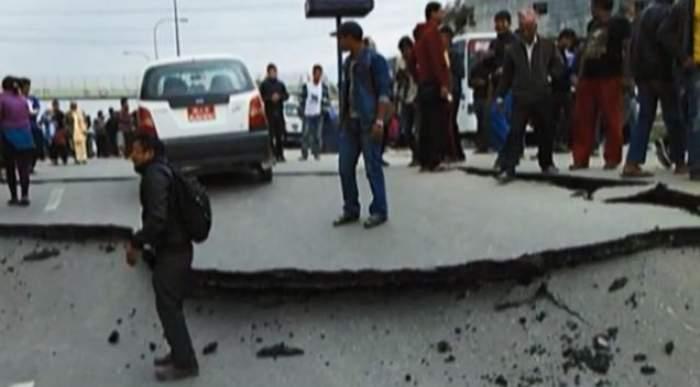 Bilanţ dureros! Numărul morţilor în cutremurul din Nepal a crescut la peste 1200 de persoane
