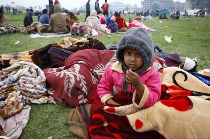 Groaznic! Bilanţul cutremurului din Nepal depăşeşte 3.200 de morţi