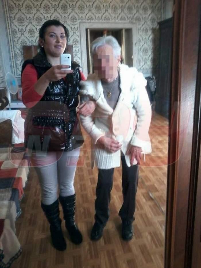 VIDEO / ATENŢIE, IMAGINI EXPLICITE! O româncă a şocat Italia! E scandalos ce îi face unei bătrâne care a plătit-o să o îngrijească!