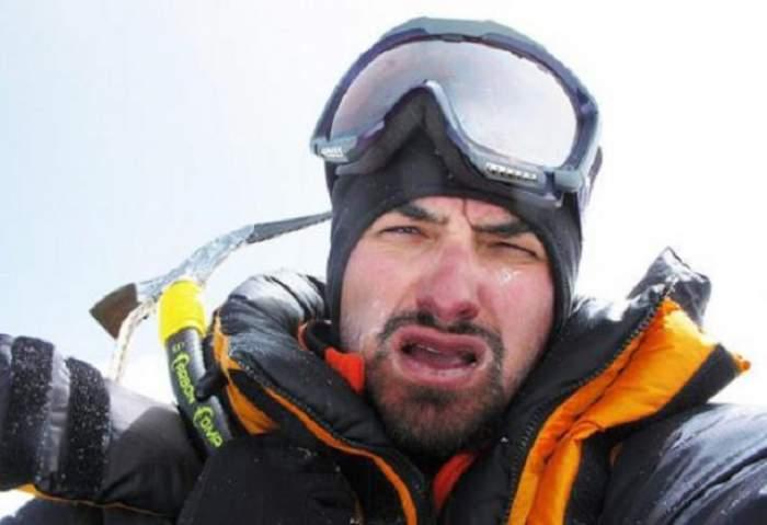 """Alpinistul Alex Găvan, prins de avalanşa din Everest, a fost salvat: """"Nu mai e timp pentru căţărat"""""""