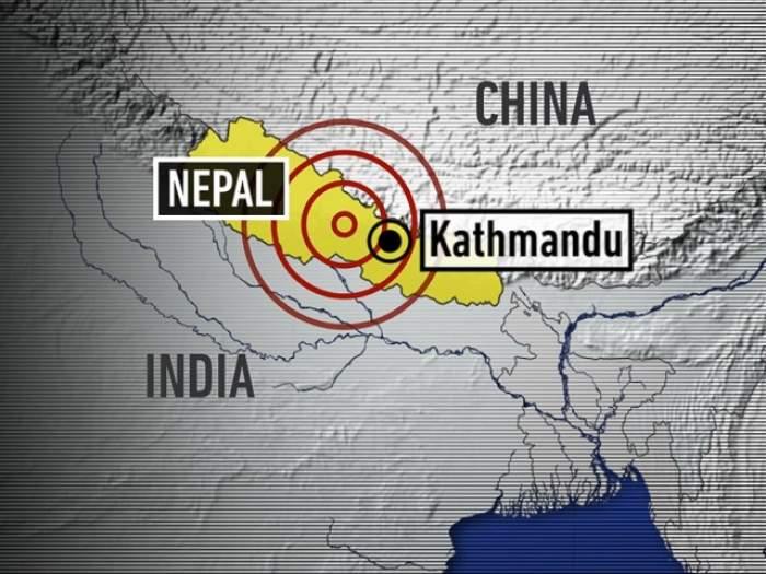 Urmările cutremurului din Nepal! Se impune ajustarea hărţilor?