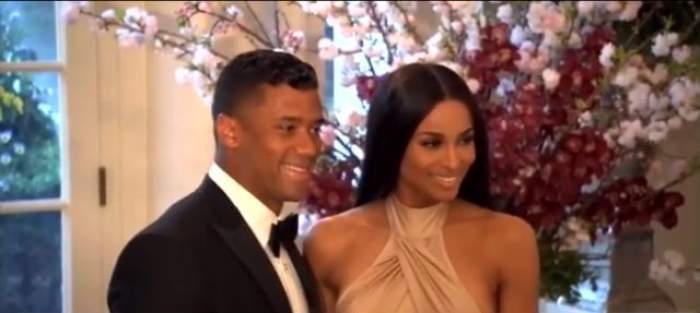 VIDEO / Gata, e oficial! Ciara şi Russell Wilson sunt împreună!