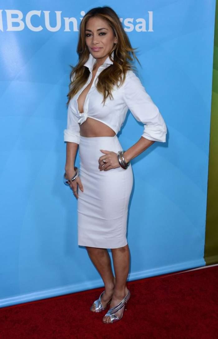 FOTO / Super sexy şi super provocatoare, dar a uitat un amănunt! Detaliul care i-a stricat ţinuta lui Nicole Scherzinger!