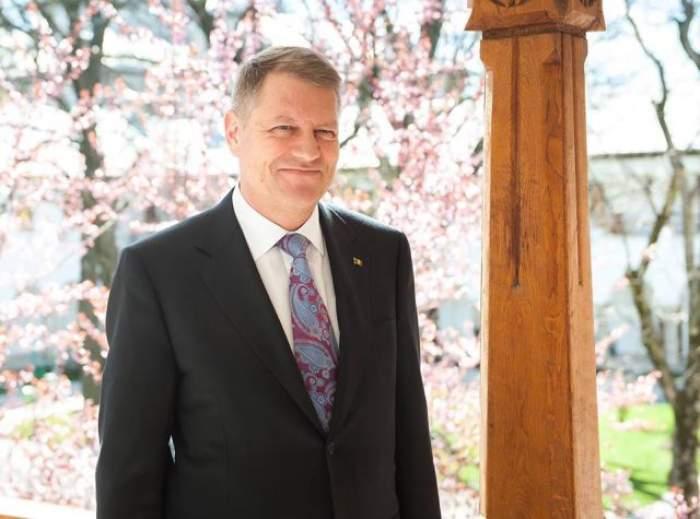 Mesajul lui Klaus Iohannis de Florii! Ce le transmite românilor!