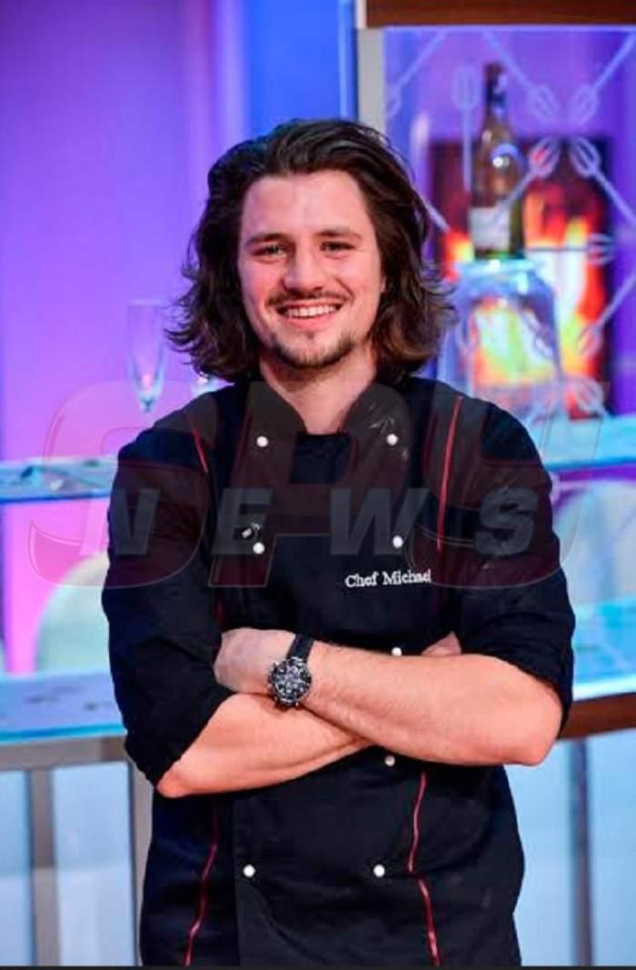"""Michael Pascale, câştigătorul sezonului 2 """"Hell's Kitchen"""", şi-a făcut un tatuaj inedit pe braţ"""