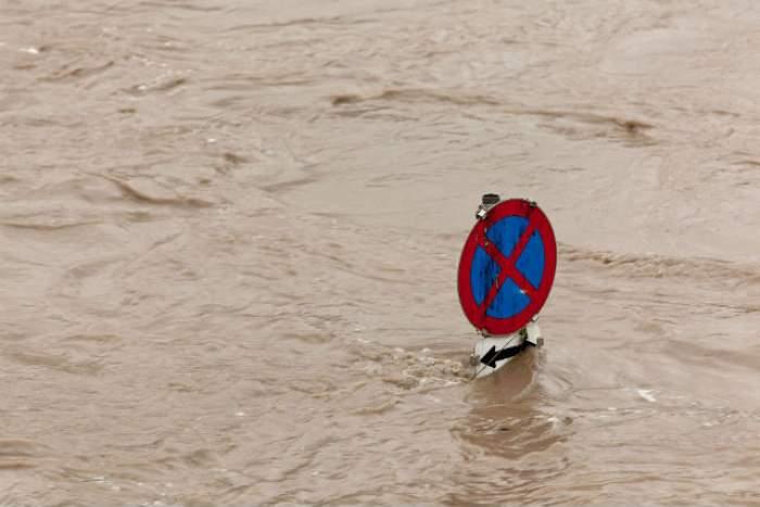 Veşti proaste de la hidrologi! COD GALBEN de inundaţii pentru râuri din Maramureş şi Satu-Mare