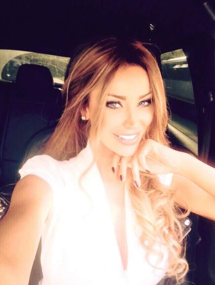 Bianca Drăguşanu, mai mult dezbrăcată decât îmbrăcată! Ce şi cât arată starleta!