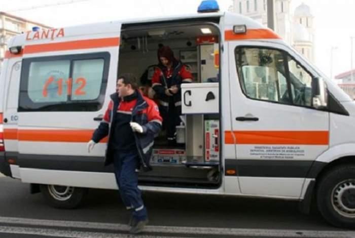 Accident în Cluj! Trei persoane au fost grav rănite după ce maşina lor a fost lovită de un tren