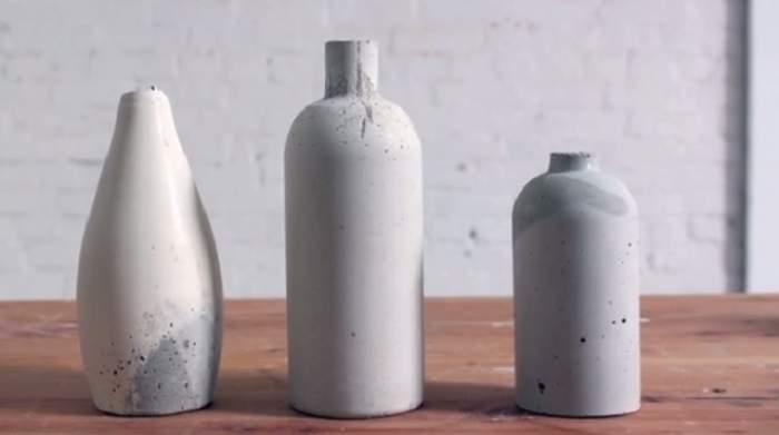 VIDEO / Cum să îţi faci acasă o vază de flori! Iată cât de simplu este