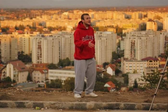 VIDEO / SFÂŞIETOR! Ce a apărut pe INTERNET după ce hip hopper-ul Nanu' a murit