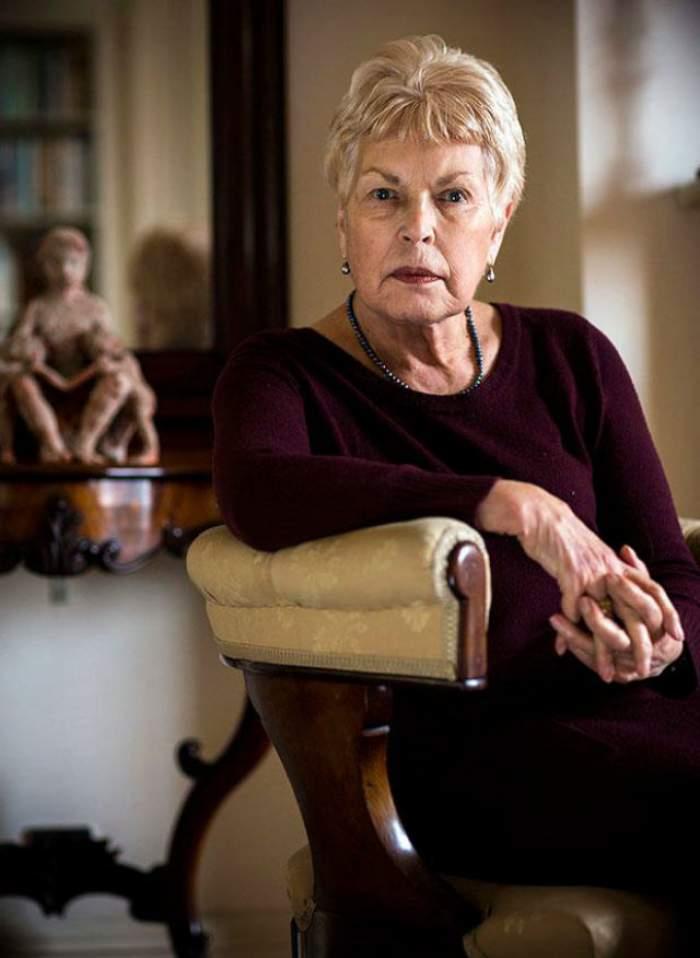 Lumea artiştilor e ÎNDOLIATĂ! Scriitoarea Ruth Rendell a murit la vârsta de 85 de ani