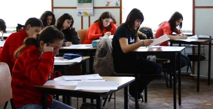 EVALUARE NAŢIONALĂ, sesiune specială! Ce examen susţin astăzi elevii de clasa a VIII-a