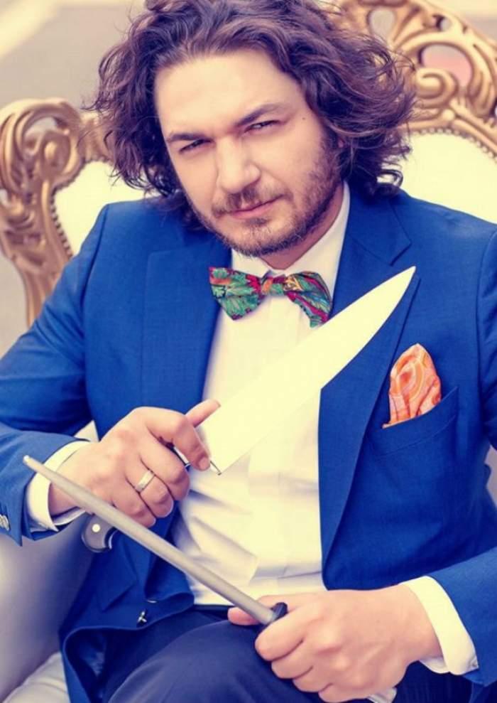 """Chef Florin Dumitrescu, mesaj emoţionant pentru fiica sa: """"Îţi voi fi sprijin toată viaţa!"""""""