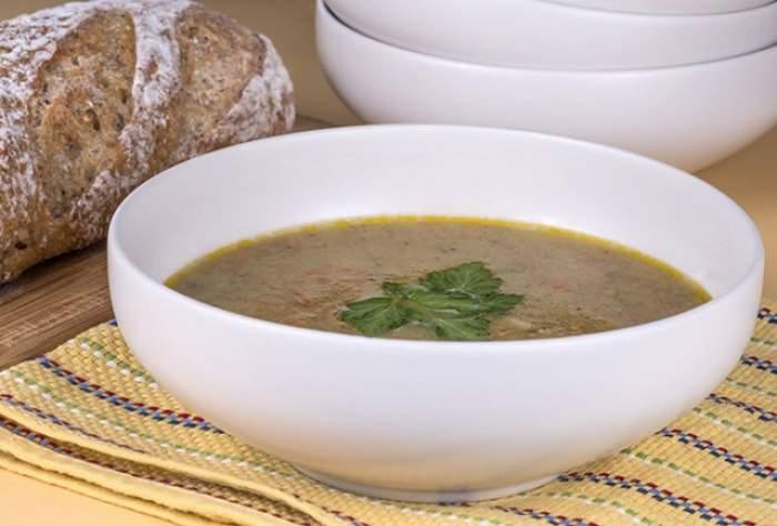 Supa anti-cancer celebră pe tot mapamondul! Reţeta este rapidă şi delicioasă