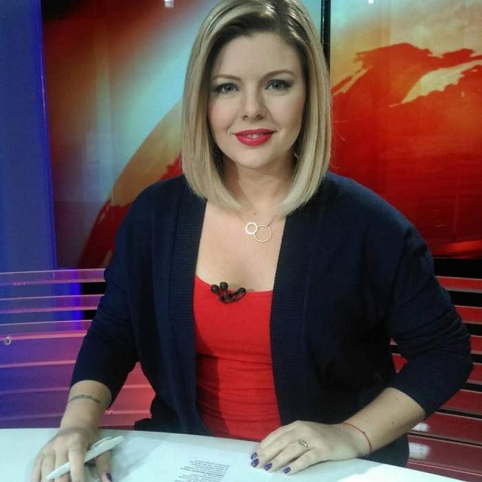 Prezentatoarea TV Bianca Ioniţă a născut!