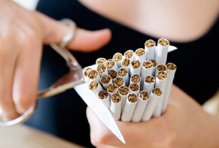 Vrei şi nu poţi? Lasă-te de fumat cu un ingredient din bucătăria ta