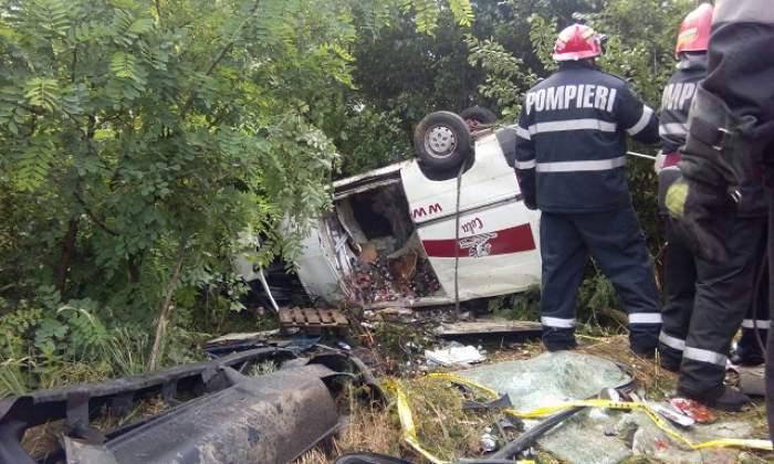 FOTO/VIDEO / Accident înfiorător pe Şoseaua de Centură! Un şofer a murit!