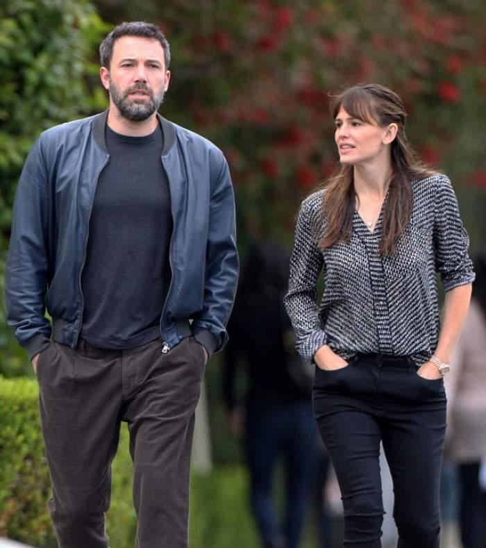 Actorii Jennifer Garner şi Ben Affleck, măsură drastică pentru salvarea căsniciei!