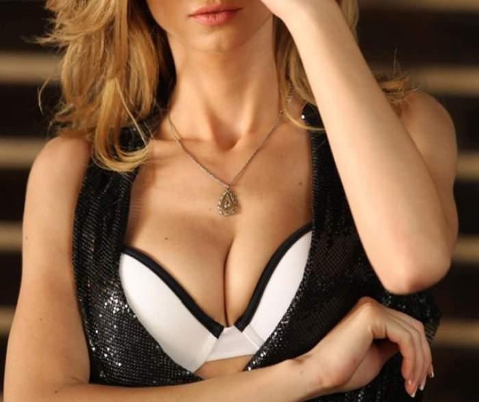 E însărcinată! O blondă superbă, fostă actriţă de telenovele româneşti, se pregăteşte să devină mamă