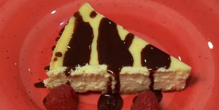 Reţeta zilei - Duminică: Desert delicios din 3 ingrediente
