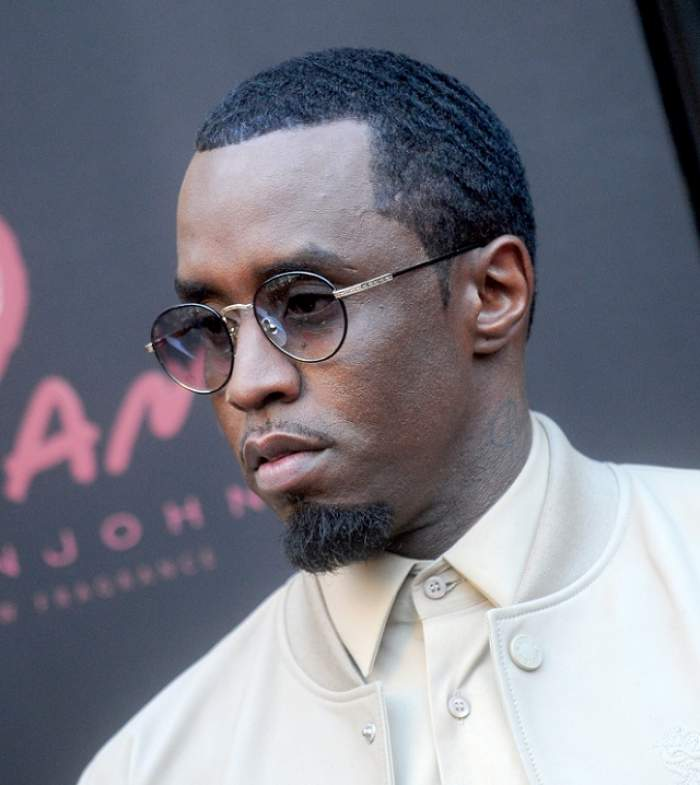Rapperul P. Diddy a fost arestat!