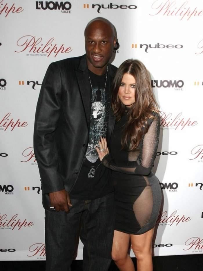 Tragedie după tragedie în familia Kardashian! Khloe şi Lamar sunt în lacrimi