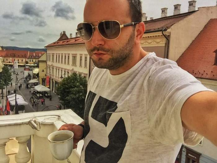 Mihai Morar a topit inimile fanilor! Cu cine s-a fotografiat prezentatorul TV