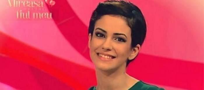 """VIDEO / Andrada de la """"Mireasă pentru fiul meu"""", nemachiată în emisiune! Mirela Boureanu Vaida: """"Eşti foarte frumoasă!"""""""