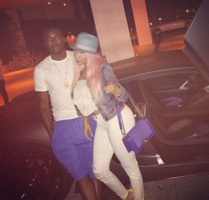 Bombă! Nicki Minaj, însărcinată pentru prima oară?