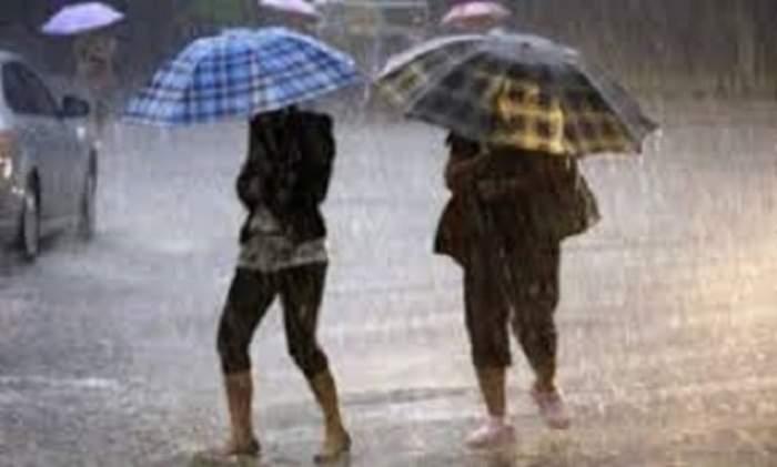Veşti proaste! A fost emis cod galben de ploi