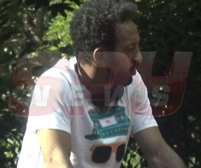 VIDEO / Kamara, imagini incredibile! Vezi unde se laudă artistul că face sport
