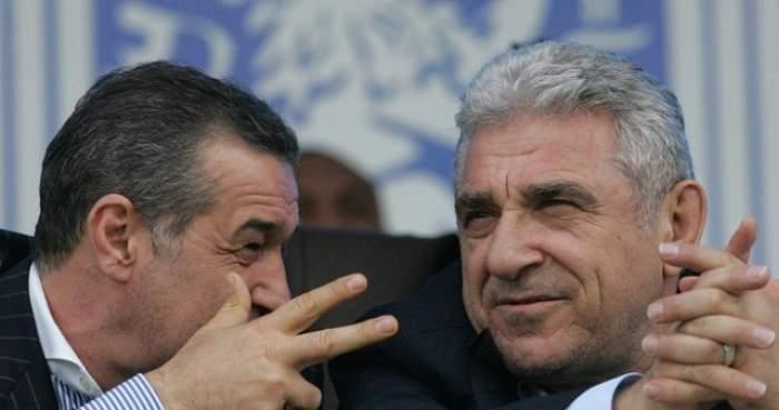 SEISM în familia BECALI! Gigi Becali, scandal monstru  cu Giovani