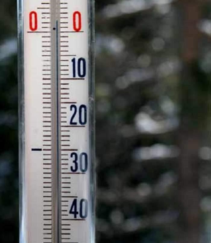 Minimă de 0,9 grade, în România! Unde s-a înregistrat cea mai scăzută temperatură din această vară