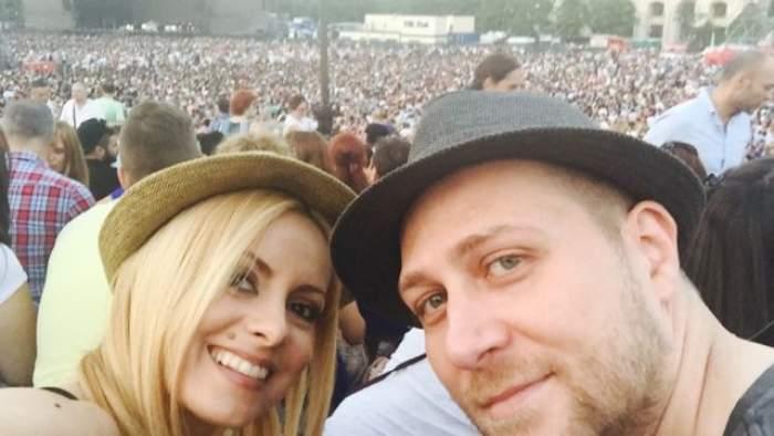"""Simona Gherghe, despre concertul Robbie Williams: """"Concertul, minunat. Organizarea, un dezastru"""""""