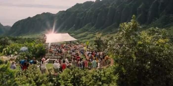 """""""Jurassic World"""", pe locul trei în topul filmelor cu cele mai mari încasări din istorie"""