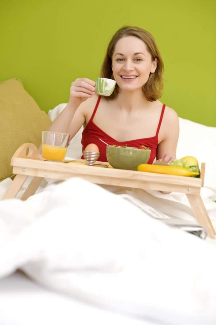 Cum te ajută de fapt micul dejun să slăbeşti! Metoda care ţine grăsimea departe de tine