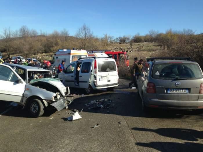 Accident grav în Constanţa! Un om a murit şi alţi 6 au fost răniţi, din cauza unui şofer băut