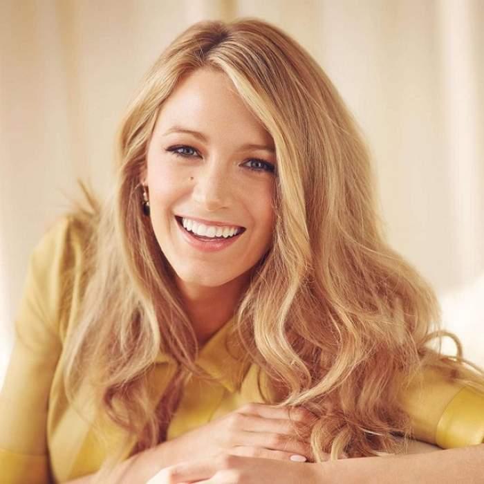 Frumoasa Blake Lively a renunţat la părul blond! Cum crezi că îi stă mai bine?