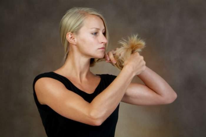 Îţi cade părul? Ai nevoie doar de două ingrediente naturale, iar schimbarea va fi vizibilă în doar câteva săptămâni