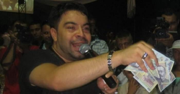VIDEO ȘOCANT! E ultima oară când îl vei vedea în asemenea ipostază! Florin Salam, în genunchi, acoperit de bani!