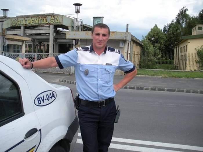 Poliţistul terorizat de şefi pentru că ştie să scrie, purtător de cuvânt la IPJ Braşov!