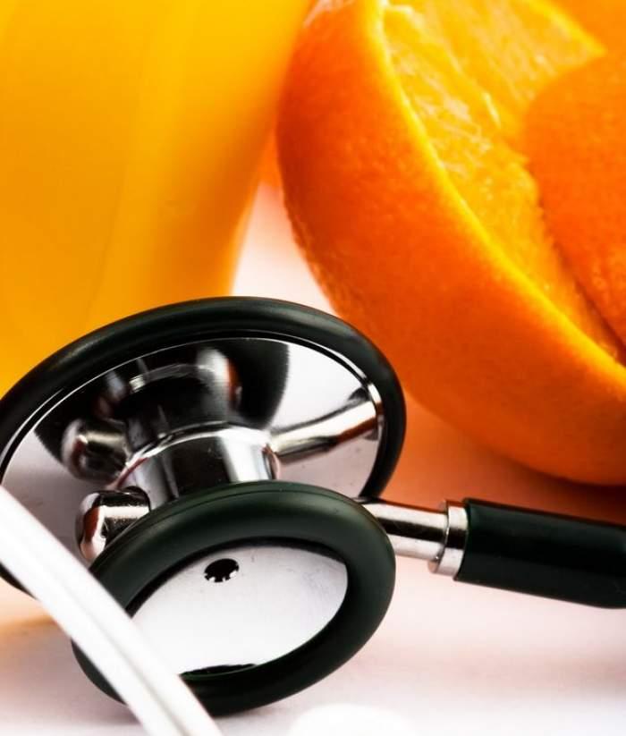 Cum să pierzi 14 kilograme cu portocale şi ouă în doar 15 zile