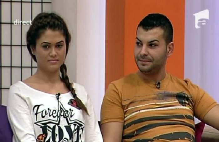 """VIDEO / Elena şi Lucian, în marea finală de la """"Mireasă pentru fiul meu"""": """"Nu ne-am certat!"""""""