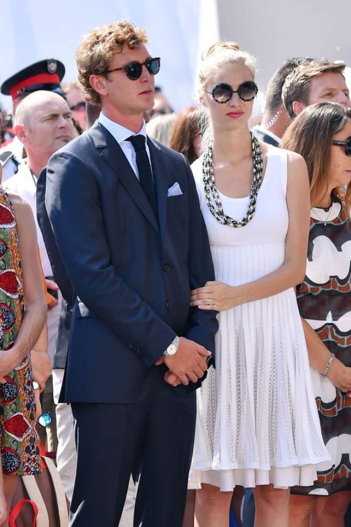 FOTO / Imagini senzaţionale de la nunta lui Pierre Casiraghi, fiul cel mic al prințesei de Hanovra, cu Beatrice Borromeo