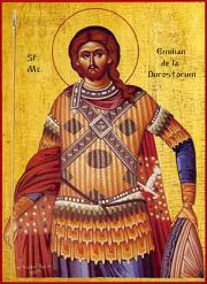 Sărbătoare mare pentru creştini! Mulţi români poartă numele acestui sfânt