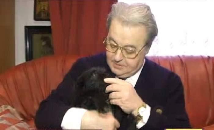 Sunt necuvântătoare, dar durerea lor e URIAȘĂ! Câinii lui Vadim Tudor își plâng prietenul și stăpânul! Înregistrare SFÂȘIETOARE