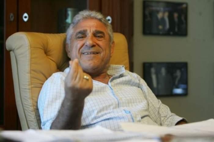 Să te cheme Giovani Becali şi să n-ai cu ce să-ţi achiţi datoriile - asta înseamnă să fii mafiot!