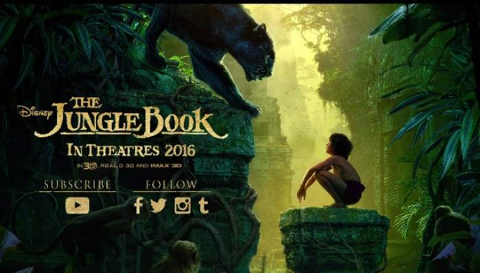 VIDEO / Noua carte a junglei! Ce mai face Mowgli?!